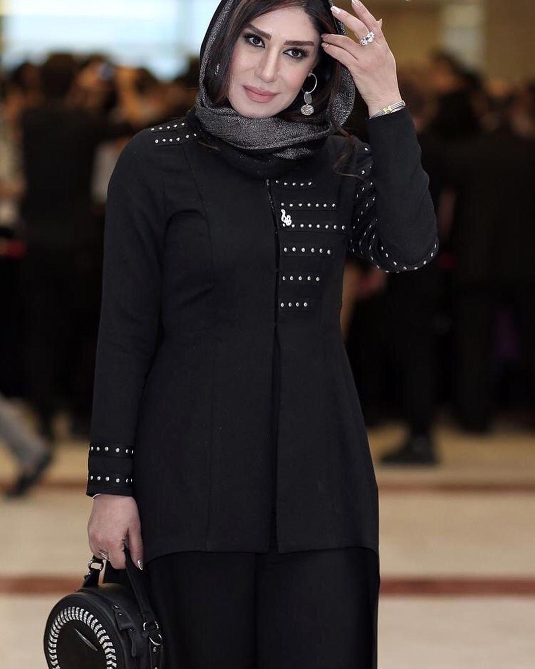 جدید ترین مانتوهای بازیگران ایرانی