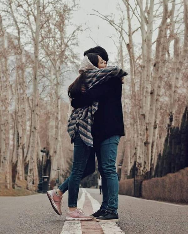 عکس پروفایل دونفره عاشقانه بدون متن