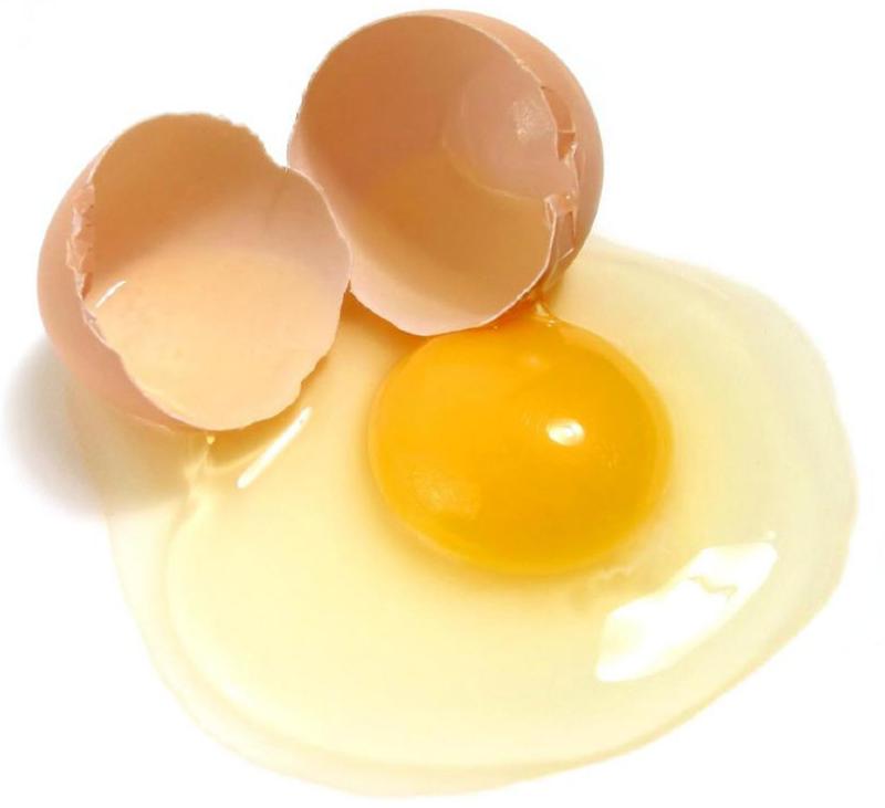 انواع ماسک صورت با سفیده تخم مرغ