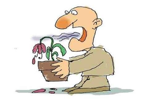 علت و رفع دائمی بوی بد دهان