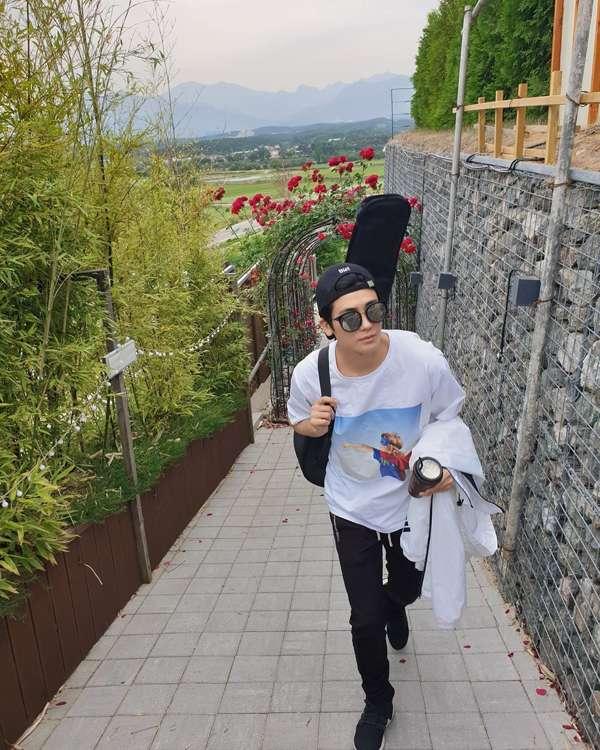بیوگرافی پارک هیونگ سیک park hyung sik بازیگرو خواننده کره ای