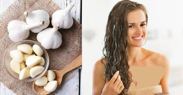 درمان ریزش مو با سیر، خواص سیر برای مو و پوست