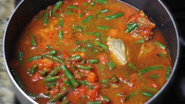 راز خوشمزه شدن لوبیا پلو، طرز تهیه لوبیا پلو