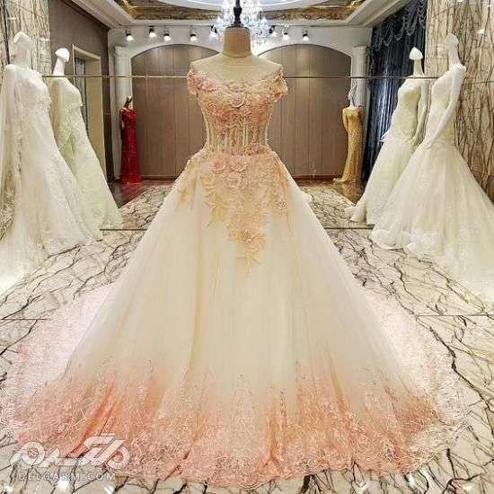 انتخاب لباس مناسب برای جشن عقد