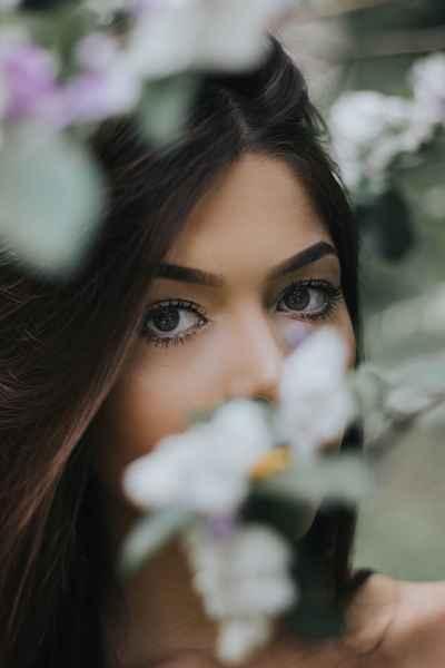 عکس پروفایل دخترانه بهاری شیک