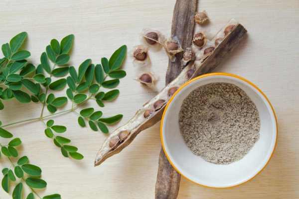 گیاه مورینگا یا گز روغنی، عوارض و خواص مورینگا
