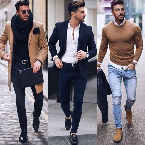 ست لباس مردانه اسپرت 2020 | 99