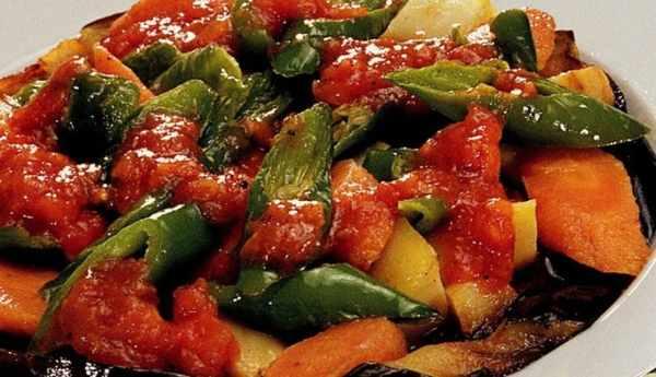 طرز تهیه شاک شوکا (Şakşuka) غذای ترکیه
