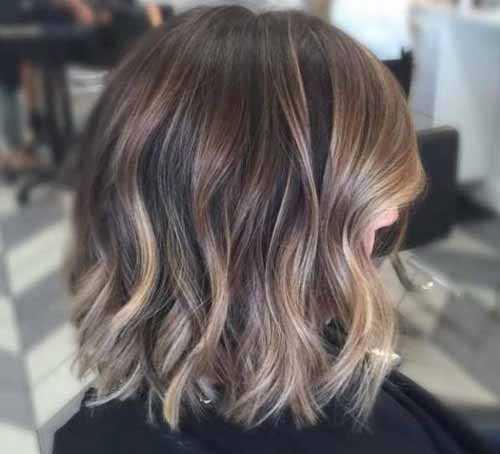 رنگ موی آمبره چیست و روش تکنیک رنگ موی آمبره در خانه