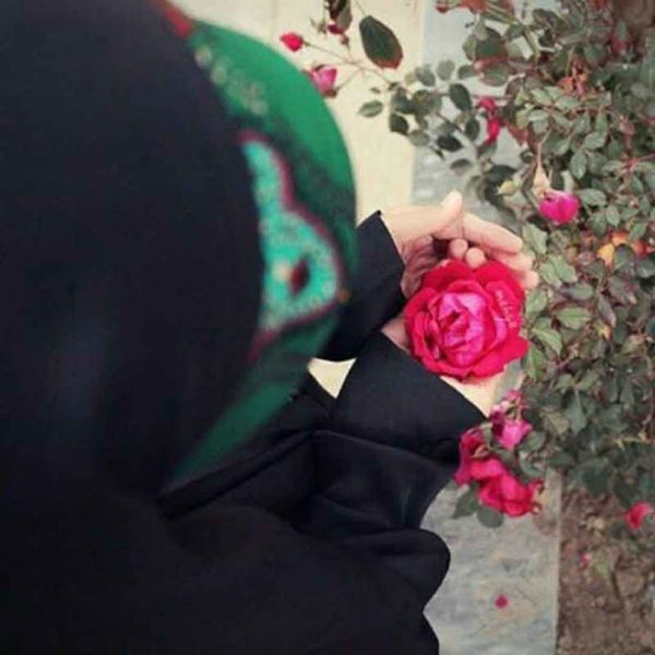 عکس پروفایل دختر با حجاب، پروفایل دختر چادری