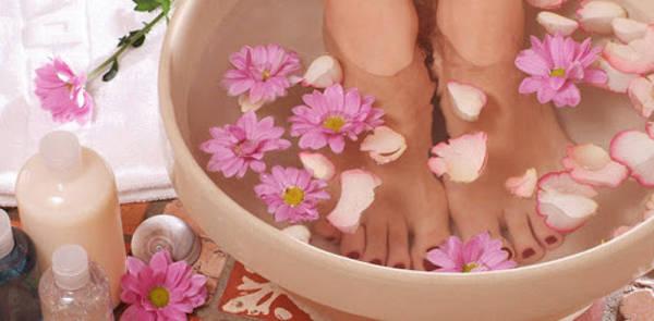 درمان ترک کف پا در طب سنتی