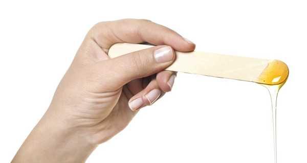 نکات مهم اپیلاسیون در خانه، استفاده از موم برای اپیلاسیون در خانه