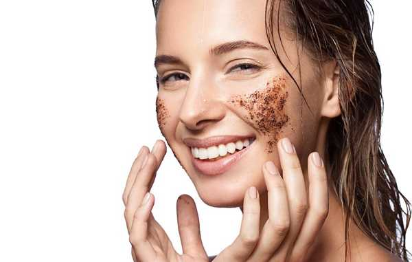اسکراب خانگی صورت برای انواع پوست ها