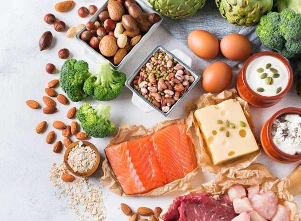 رژیم با پروتئین بالا چیست، پروتئین برای لاغری