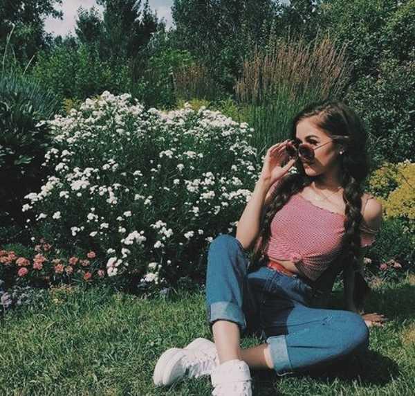 عکس پروفایل دخترانه تابستانی