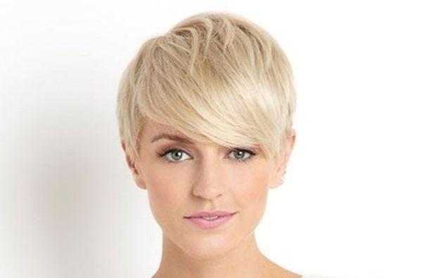 مدل موی کوتاه برای صورت کشیده 2020