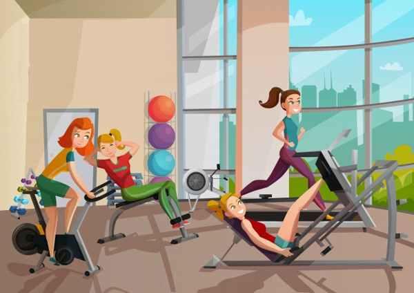بدنسازی و ورزش در دوران قاعدگی (پریود)