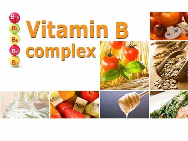 ویتامین ب کمپلکس برای بدنسازی