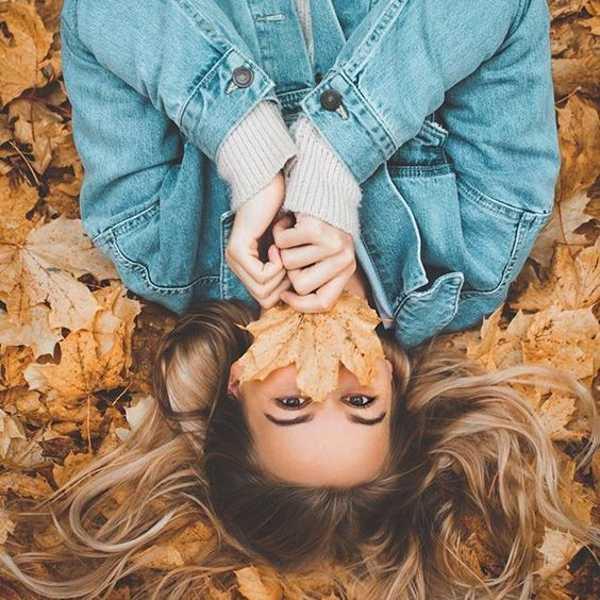 عکس پروفایل دخترانه پاییزی شیک