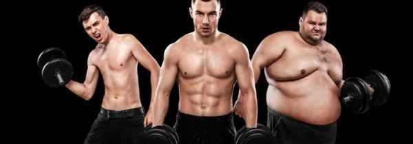 بدنسازی برای افراد لاغر