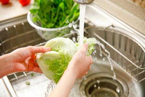 روش ضد عفونی کردن میوه ها و سبزیجات