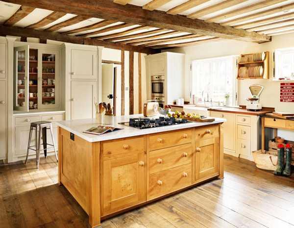 آشپزخانه جزیره ای چیست