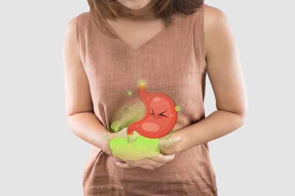درمان سریع نفح شکم | از بین بردن نفخ معده