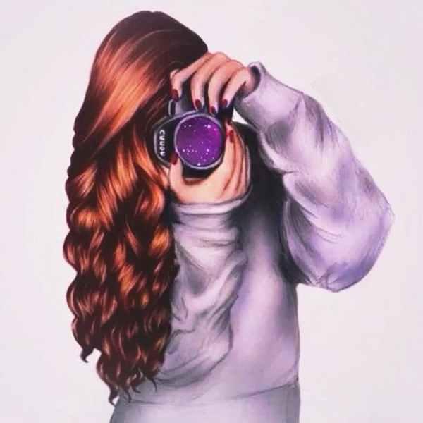 عکس پروفایل دخترانه فانتزی بدون متن